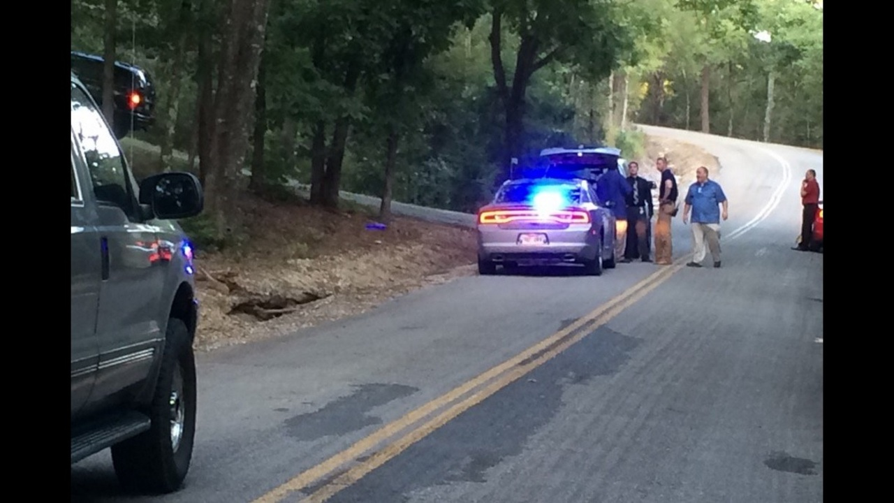 Developing: Body Found in Ditch in Garland County
