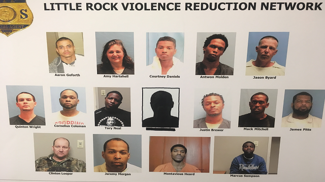 41 Violent Pulaski Co  Offenders will get Federal Indictments