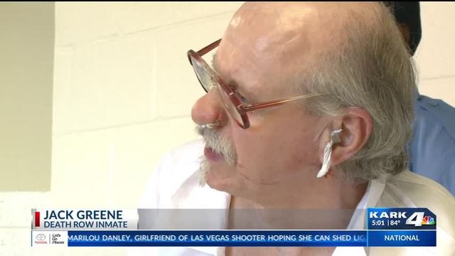 ar death row inmate calls himself totally competent for upcoming