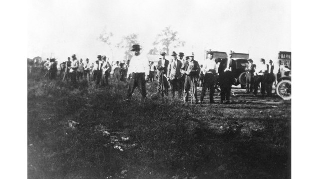 White Posse Sent Out to Arrest Suspects in Sept. 30th Shootout(Arkansas State Archives)__1510088391120.jpg