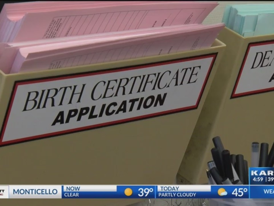 Waste Of Time Judges Birth Certificate Ruling Irks Arkansans
