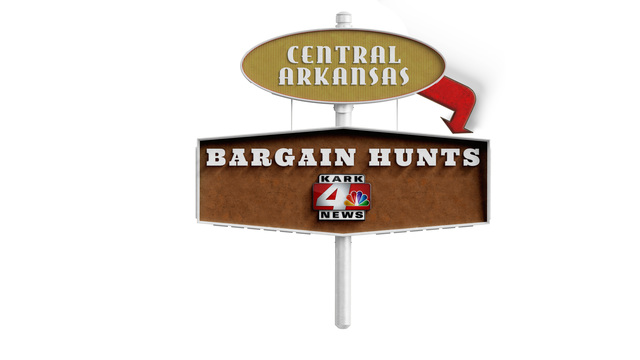 Central Arkansas Bargain Hunts- May 16-19