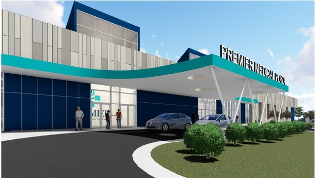 $35M Medical Facility Planned for Empty KMart in LR