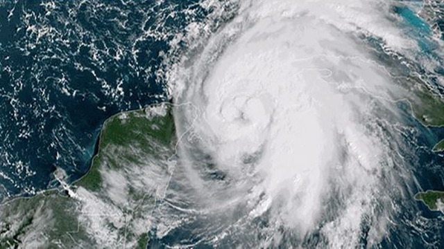 Tropical Storm Michael Upgraded To Hurricane Expected To Become