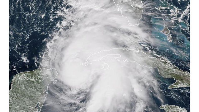 Live Cams: Tracking Hurricane Michael