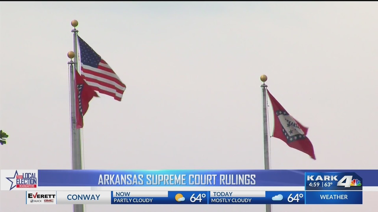Arkansas asked to reconsider ruling on LGBT rights measure
