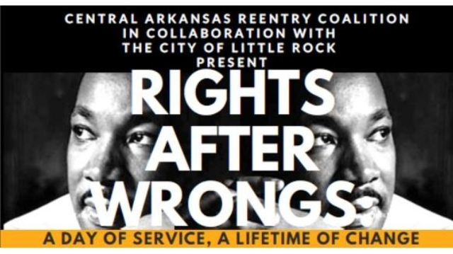 Victory over Violence Partnerswith 2019 Rights After Wrongs Event in LR
