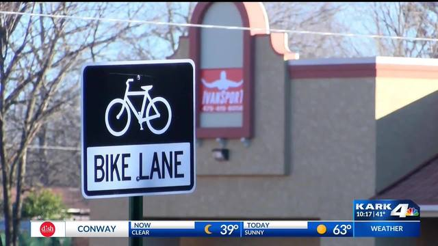 Bike Lane Project