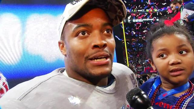 "Former Razorback Trey Flowers on SB Win: ""It Just Means More"""