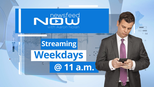 Watch Live at 11am: Newsfeed Now
