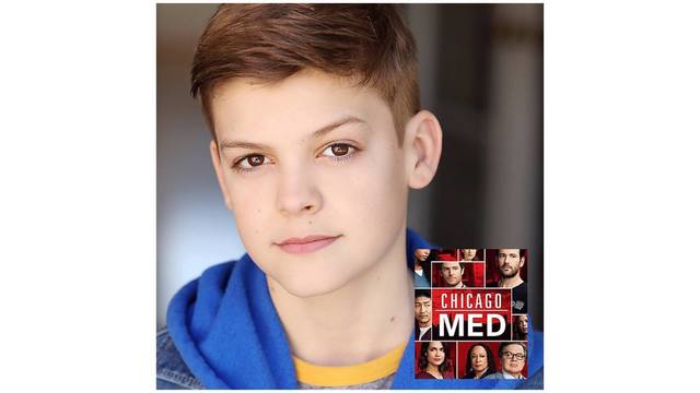 """Heber Springs boy to be featured in """"Chicago Med"""" tonight"""