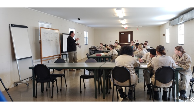 Military structured education program changes teens' lives