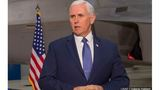 VP Pence at National Space Council meeting Tuesday