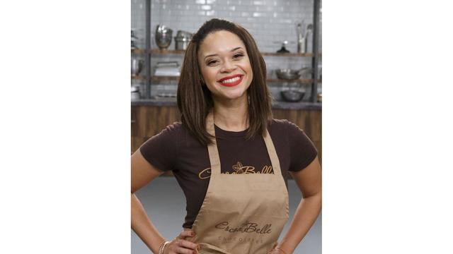 Little Rock Chocolate Chef Competes on Food Network