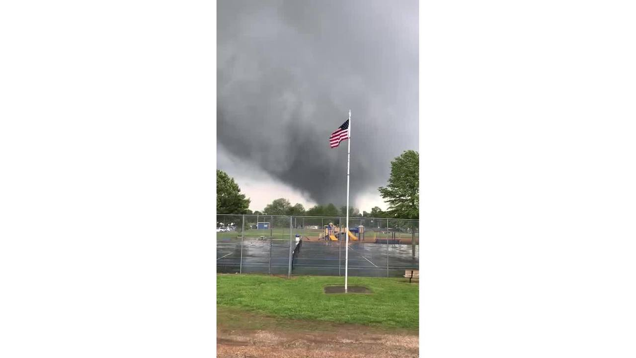 Update: Tornado caught on camera in Boone County confirmed