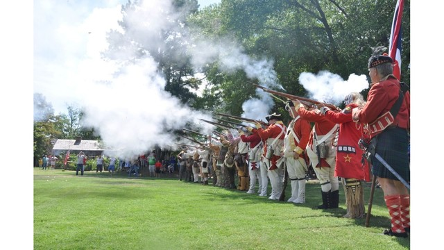 Celebrate the Fourth at Historic Arkansas Museum